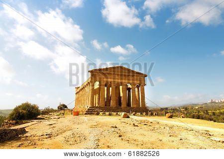 Temple Of Concordia