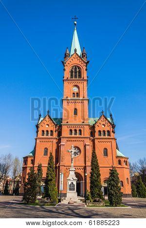 St.Anne Church in Zabrze