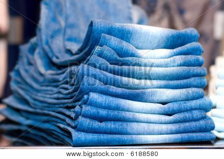 Stack Jeans