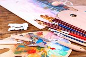 foto of expressionism  - Artistic equipment - JPG