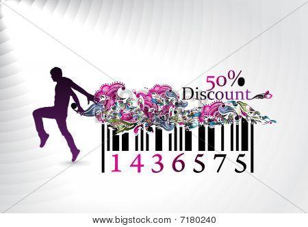 discount banner