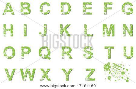 Vector Alphabet