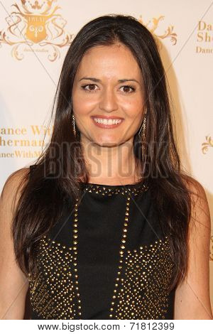 LOS ANGELES - SEP 10:  Danica McKellar at the Dance With Me USA Grand Opening at Dance With Me Studio on September 10, 2014 in Sherman Oaks, CA