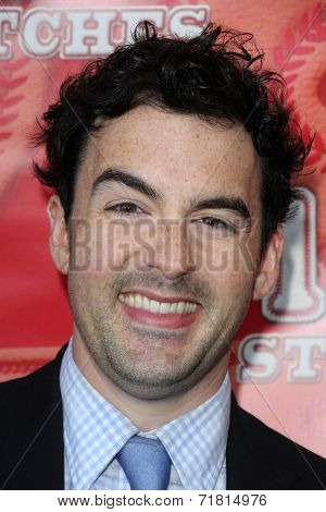 LOS ANGELES - SEP 10:  Evan O'Brien at the
