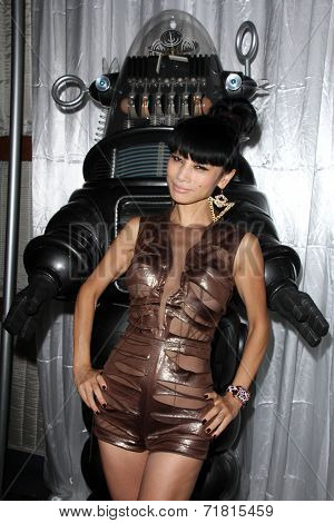 LOS ANGELES - SEP 6:  Bai Ling at the Night of Science Fiction, Fantasy & Horror After Party at IATSE Stage 80 on September 6, 2014 in Burbank, CA