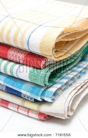 Linen Kitchen Towels