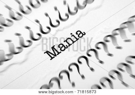 Mania Concept
