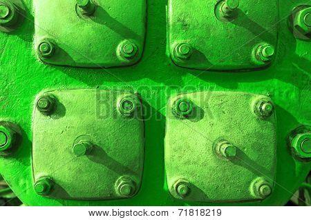 Industrial valve.
