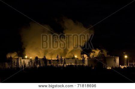 Global Warming Pollution