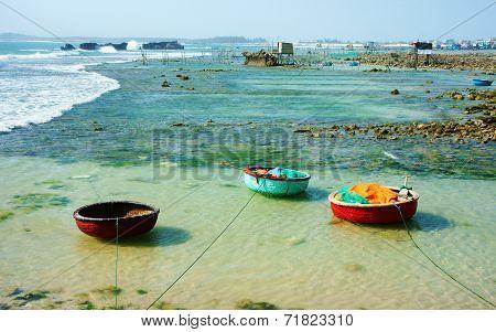 Nice Landscape, Vietnam Beach