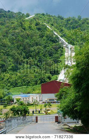 Dai Ninh Hydroelectric Power Plant, Vietnam
