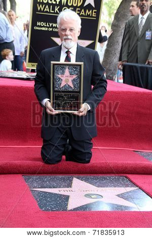LOS ANGELES - AUG 26:  John Hartman at the Phil Hartman Posthumous Star on the Walk of Fame at Hollywood Blvd on August 26, 2014 in Los Angeles, CA