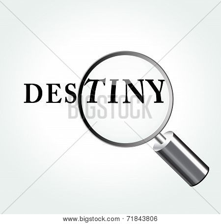 Destiny Concept Illustration