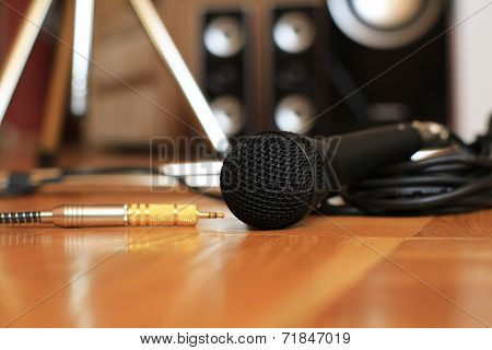 Music microphone