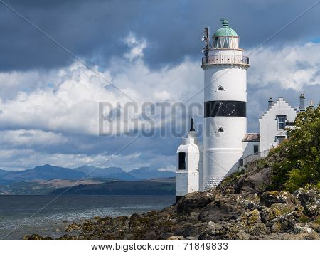 The Cloch Lighthouse
