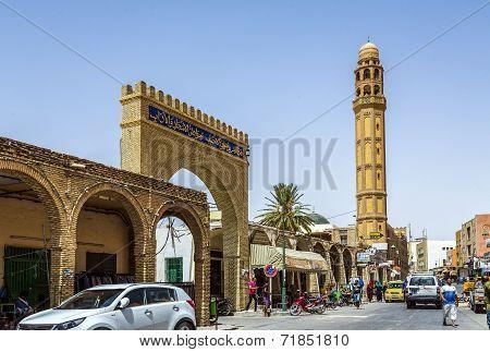 The El-ferdous Tozeur Tunisia Mosque