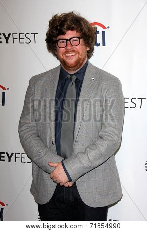 LOS ANGELES - SEP 8:  Zack Pearlman at the Paley Center For Media's PaleyFest 2014 Fall TV Previews - FOX at Paley Center For Media on September 8, 2014 in Beverly Hills, CA