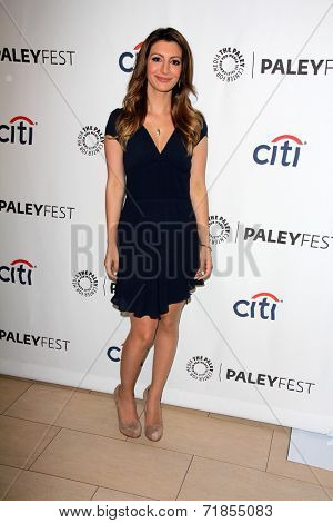 LOS ANGELES - SEP 8:  Nasim Pedrad at the Paley Center For Media's PaleyFest 2014 Fall TV Previews - FOX at Paley Center For Media on September 8, 2014 in Beverly Hills, CA