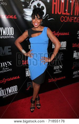 LOS ANGELES - AUG 2:  Tichina Arnold at the Staying Power: Building Legacy & Longevity in Hollywood at Montalban Theater on September 2, 2014 in Los Angeles, CA