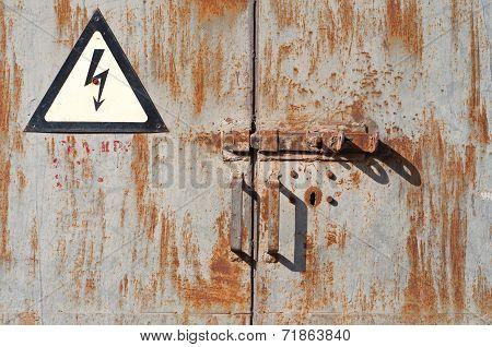 Transformer Door