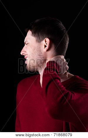 Pain Of Neck