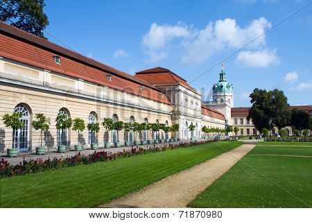 Carlottenburg Palace, Berlin, Germany