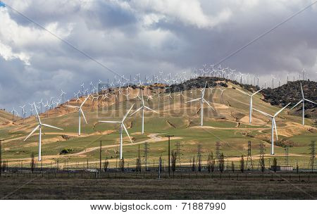 Bakersfield Wind Farm