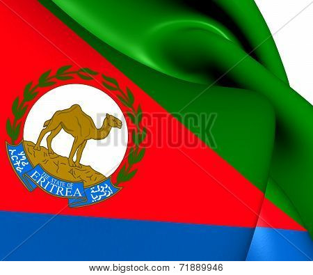 Presidential Standard Of Eritrea