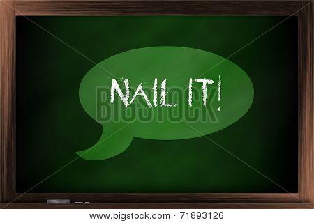 You Nail It