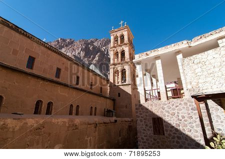 Basilica Of The Transfiguration, Saint Catherine's - Sinai, Egypt