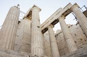 Постер, плакат: Temple Of Athena Nike In Acropolis