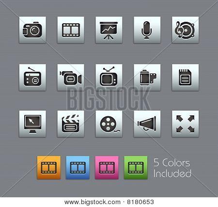 Multimedia // Satinbox Series