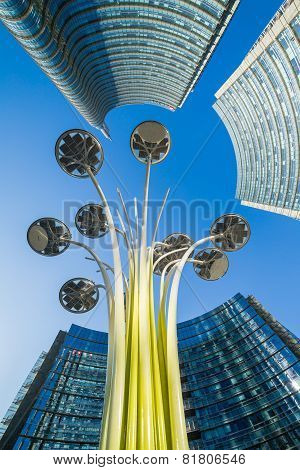UniCredit Tower , MILAN, ITALY
