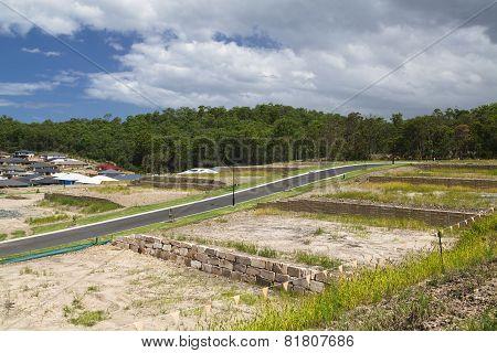 New Land Development