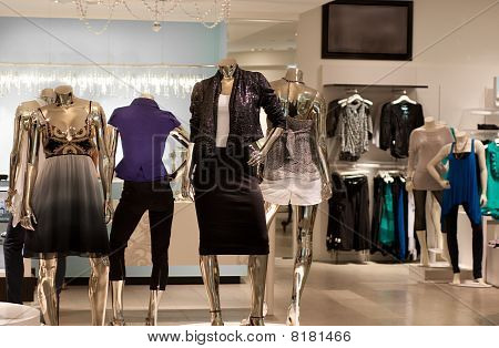 Fashion retail store