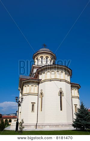 Orthodox Cathedral In Alba Iulia