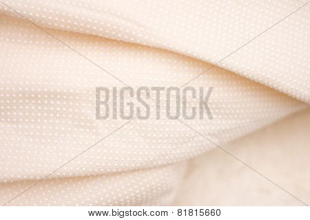 Background pink fabric. Texture patterns materials. Textiles cloth.