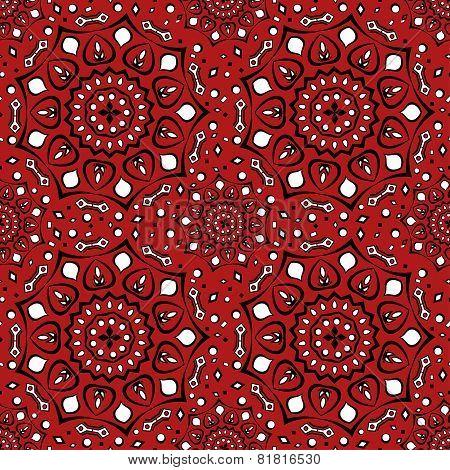 Classic ornamental seamless pattern