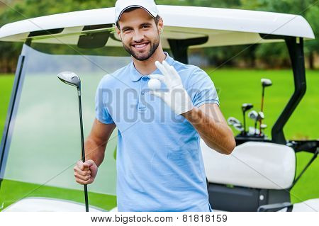 Only The Best Golf Equipment!