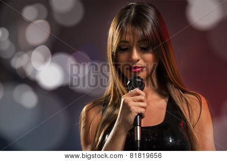 Pretty Woman Singer