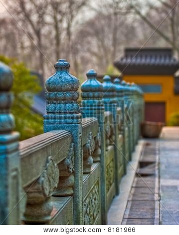 Stone Gate In China
