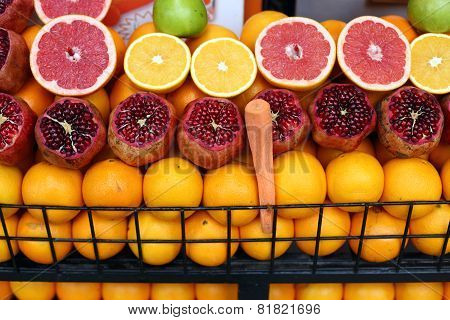 Fruit Stall Istanbul