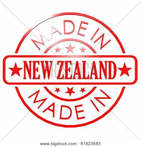 Made In New Zealand Red Seal