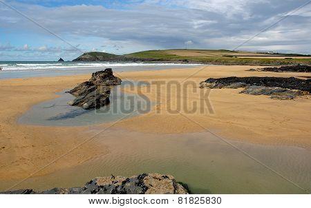Booby's Bay Cornwall