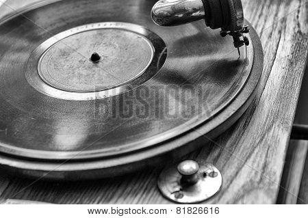 Vintage Gramophone