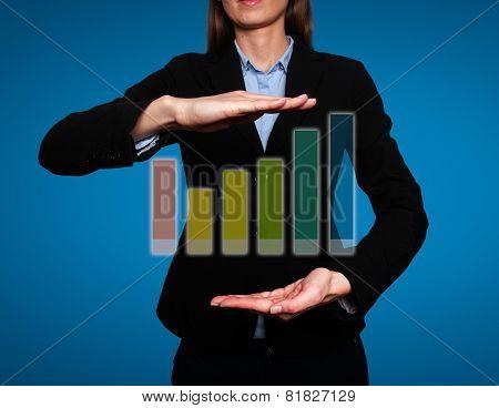 adult, analyzing, balance, ballpoint, bar, budget, business, businessman, businesswoman, caucasian,