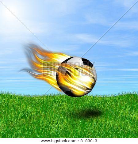 The Burning Ball