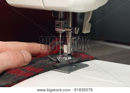 Sewing At Home Sewing Machine