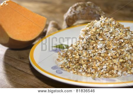 Soup Of Cereals