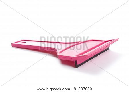 Essential Tool For Cleaning Service Isolated On White Background